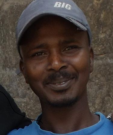 Alieu Baldeh - Secretario Alas Gambia